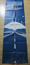 Filmposter * Streifenplakat XL * Unheimliche Begegnung der dritten Art *1978