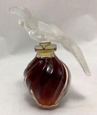 Vintage Lalique/Nina Ricci L'air du Temps double Dove 1 oz (SEALED WITHOUT BOX!)