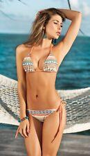 Mapalé by AM:PM Women's Sexy Hot Swimwear Two Piece Thong Bikini MAP-6711-small