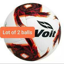 2 Voit soccer balls of Loxus Ii Pro Clausura 2020 Fifa Approved Omb