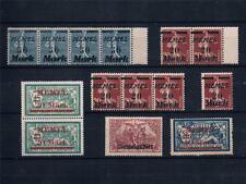 MEMEL 1920 1921 1922-23 SC#17,41,42,94,96 MNH & MH LOT GERMANY LITHUANIA OVP