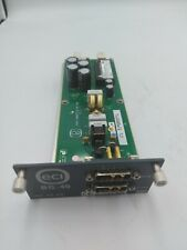 ECI Telecom INF_4X-DC PCB  Circuit Board for BG-40