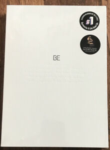 BTS - BE Essential Edition CD Box Set NEW Poster Photobook US Seller K-Pop