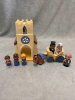 ELC Happyland Church Wedding Bundle - Sounds Work - Bride, Groom, Vicar Carriage