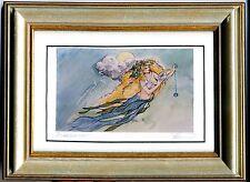 """Karen Bagnard """"Midsummer"""" Framed / Signed Lithograph"""