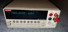 New listing Keithley 2001 Dmm Digital Multimeter