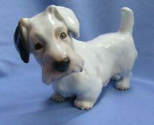 """Sealyham Cesky Terrier Bing Grondahl Denmark 6"""" Dog"""
