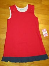 NWT Lolly Wolly Doodle Jumper Dress Size 6/7