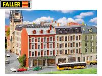 Faller N 232389 2 sanierte Stadthäuser mit Ladengeschäften - NEU + OVP