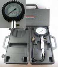 Luftdruckprüfer,Luftdruckmesser für Kart Reifen & Felgen, 0-4 bar, 0,05 Skala
