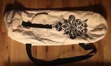 gaiam yoga mat bag Beige/ Natural Carrier Bag Yoga Bag a1L