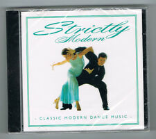 STRICTLY MODERN - CLASSIC MODERN DANCE MUSIC - CD 16 TRACKS - 2011 - NEUF NEW