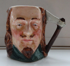 Lancaster Sandland Character/Toby Jug of William Shakespeare - Axe Handle. 6cms