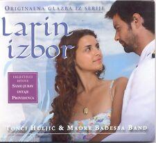 Larin izbor CD Tonci huljic & Madre badesa Band originalna glazba Love Croatia