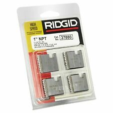 Ridgid 37880 1 12r Npt High Speed Threading Dies