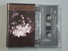 Van Morrison - Enlightenment  Cassette Tape