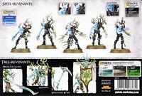 Warhammer Age of Sigmar Sylvaneth Tree-Revenants / Spite-Revenants (5) -NoS-