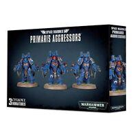 Warhammer 40,000 Space Marine Primaris Aggressors