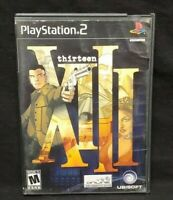 XIII - PS2 Playstation 2 Game Tested Working
