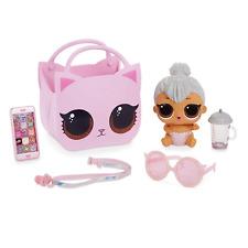 L.o.l surprise! 562474 L. O.L Ooh La Bébé Lil kitty Reine Avec Sac & Maquillage