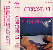 "K 7 AUDIO (TAPE)  CERRONE  ""CERRONE VI / PORTRAIT OF MODERN MAN"""