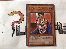 YU-GI-OH! KING'S KNIGHT EN INGLES ULTRA RARA  YUGIOH!