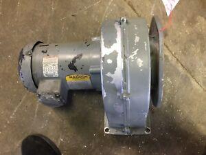 Blower With Baldor Motor