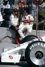 Eliseo Salazar RAM Team March F1 Portrait 1983 Photograph