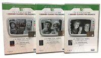 3 Dvd Sceneggiati Rai LA FRECCIA NERA con Reggiani L. Goggi A. Foà completa 1968