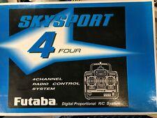 FUTABA SKYSPORT 4 35MHZ nur Sender