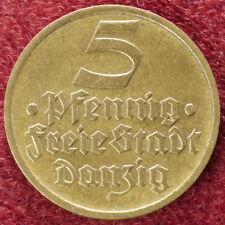 Danzig 5 Pfennig 1932 (D2308)