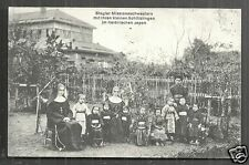 Sisters Children Costume Steyl Mission Japan 1914