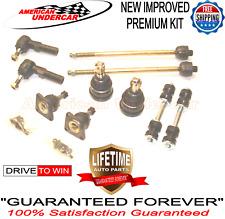 Lifetime Ball Joint Tie Rod Kit 93 - 02 Chevrolet Camaro Pontiac Firebird T/A