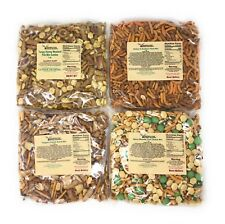 4 Pack Party Snack Mix Assortment, 4 lbs. ~ YANKEETRADERS ~ FREE SHIPPING