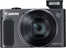 Canon PowerShot SX620 HS  20.2 MP Kompaktkamera schwarz (Digitalkamera)