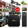 X96MINI Android 9.0 Pie S905W 4K Quad Core Smart TV BOX HDR Media Player Movies
