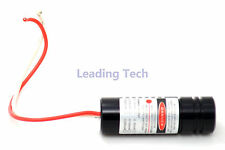650nm 100mW Red Laser Line Diode Module 14.5X45mm Adjustable Focusable New
