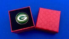 Green Bay Packers Pin Football Pin (New)