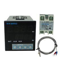 ITC-106VH Digital Pid Temperature Controller + K SENSOR + 40 A SSR heater fan