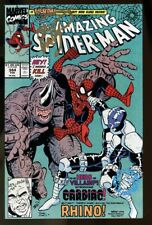 AMAZING SPIDER-MAN #344 VF / NM 9.0 1st CLETUS KASADY 1991 MARVEL COMICS
