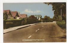 Hodson Road Chiseldon, Wiltshire Postcard, B081