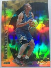 Anfernee Hardaway/Grant Hill 1999-00 Topps Finest Mystery Refractor Card