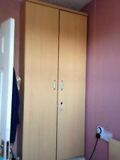 Filing Cabinet Wood Oak effect