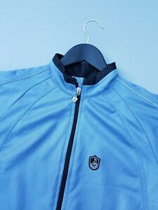 CAMPAGNOLO THERMAL CYCLING JACKET LARGE EXCELLENT CONDITION!