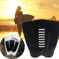 3Pcs Surfboard Traction Tail Mat Deck Grip Stomp Pad Paddleboard Surfing SUP