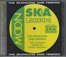 TOMMY MCCOOK - THE AUTHENTIC SKA SOUND OF - (still sealed cd) - MOON CD 020