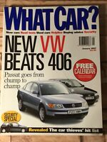 What Car Magazine - January 1997 - VW Passat