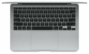 Apple MacBook Air 13in (512GB SSD, M1, 8GB) Laptop - Space Grey - MGN73B/A...