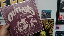 THE OUTLAWS - Live Los Angeles 1976 LP Green Grass Freeborn Man Southern Rock