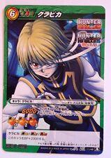 Hunter X Hunter Miracle Battle Carddass HHEX01-11 SR